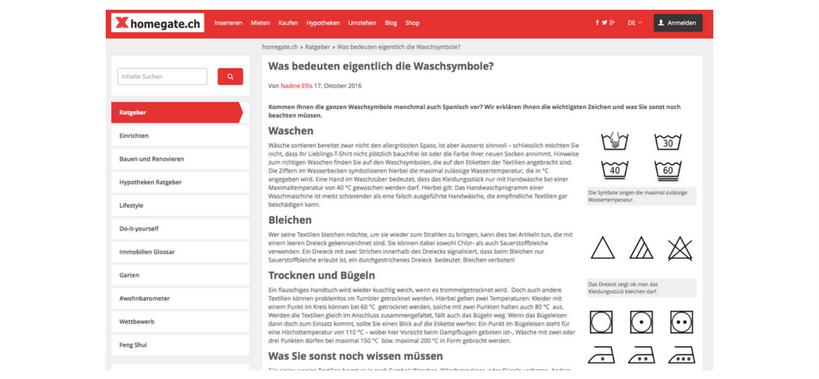 Ratgebertexte und Blogartikel für Contentmarketing