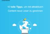 Whitepaper: 10 tolle Tipps für Content